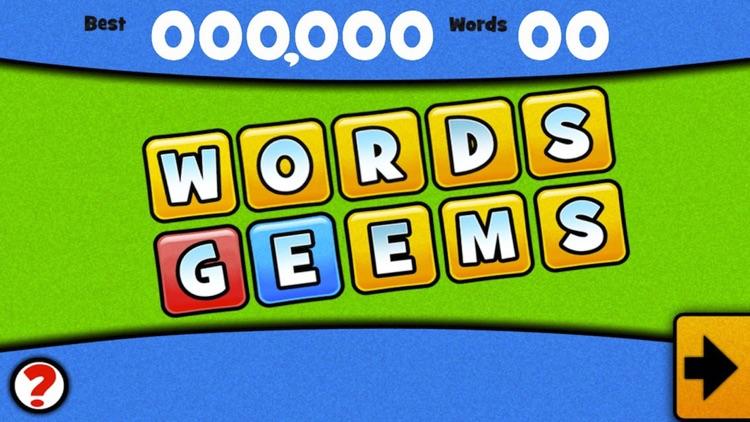Words Gems Game screenshot-4
