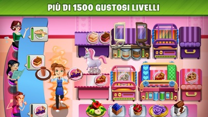 Screenshot of Cooking Dash™2