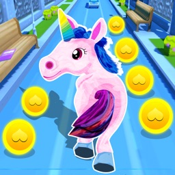 Unicorn Magical Adventure Run