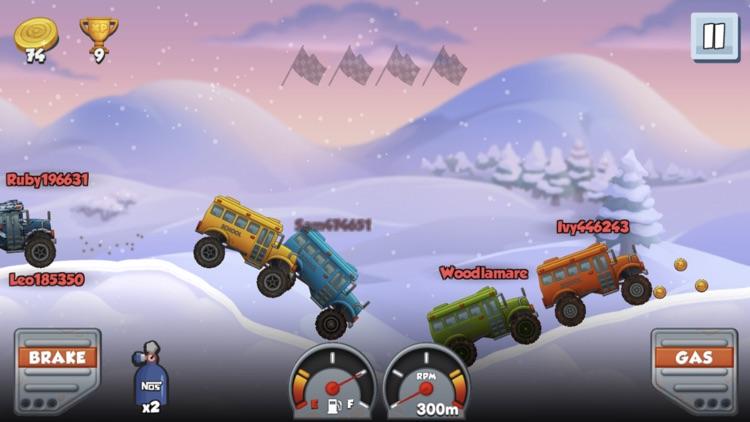 Kings of Climb Offroad Outlaws screenshot-0