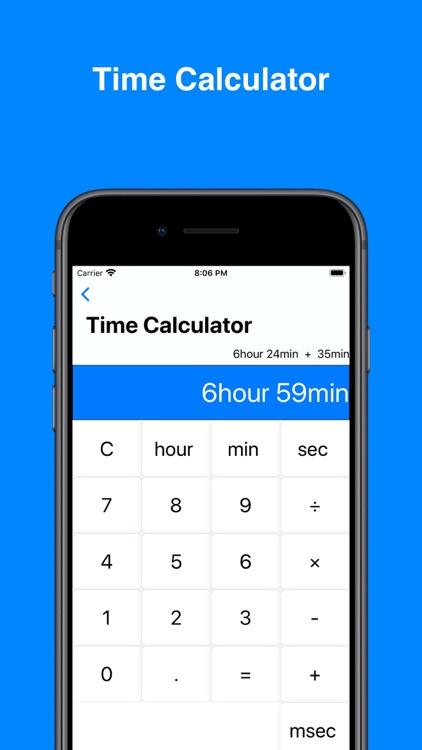 Date & Time Interval screenshot-8