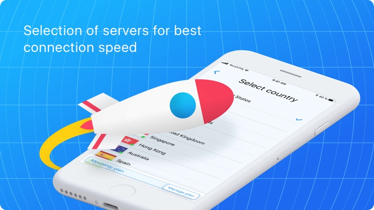 RealVPN - Fast & Secure Proxy