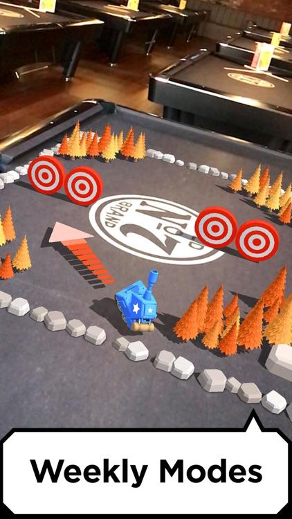 Smash Tanks! - AR Board Game screenshot-3