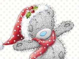 Tatty Teddy Merry Christmas