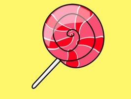 Sweet Lollipop Stickers