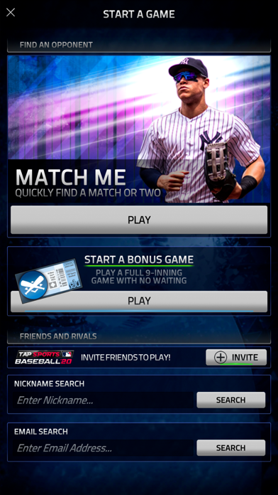 MLB Tap Sports Baseball 2020 screenshot 8