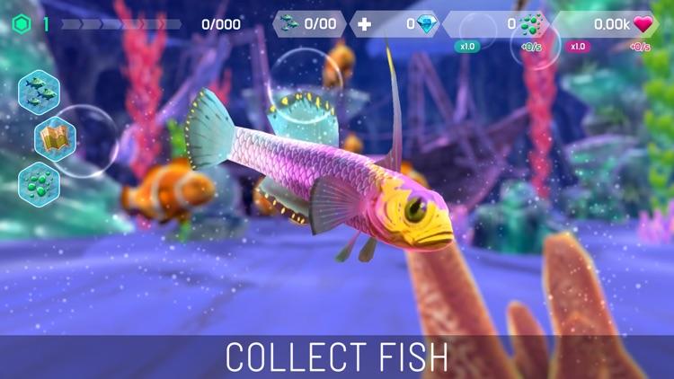 Fish Abyss: Aquarium Simulator screenshot-6