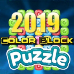 Puzzle Color Block 2019