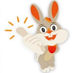 Bunny.Sticker