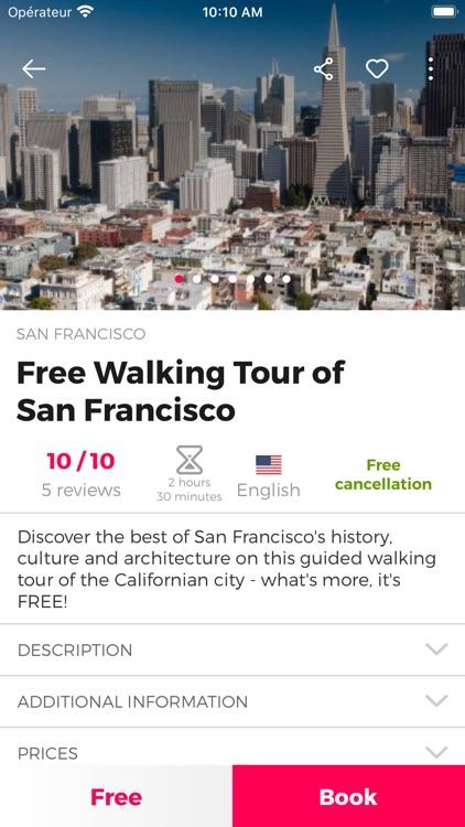 San Francisco Guides Civitatis screenshot-3