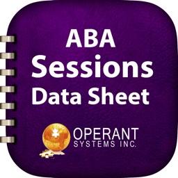 ABA Sessions Data Sheet