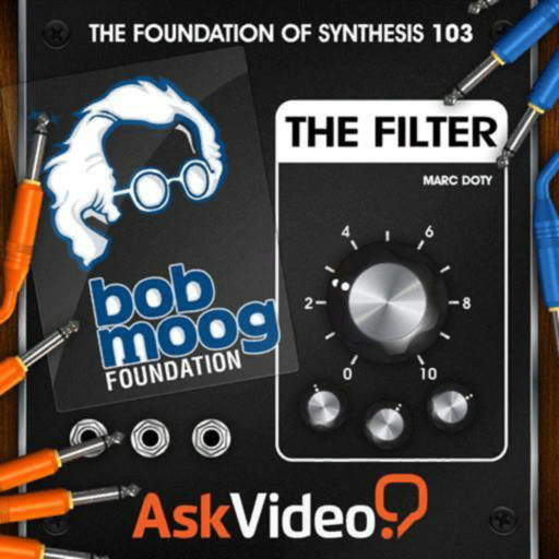 Synths Course - The Filter
