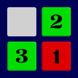 单机智力小游戏, 数字滑块, 经典手机小游戏