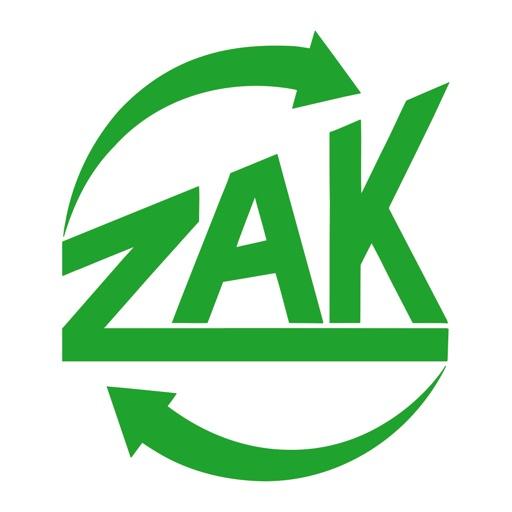 ZAK Abfall App