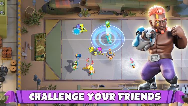 Soccer Battles screenshot-7