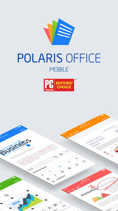 Polaris Office Mobileのおすすめ画像1