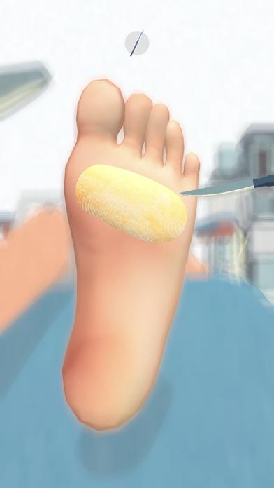 Foot Clinic - ASMR Feet Care screenshot 1
