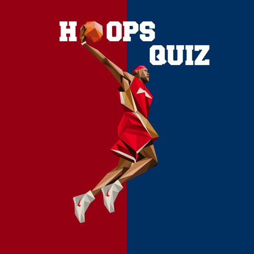 Hoops Quiz - Basketball Game iOS App