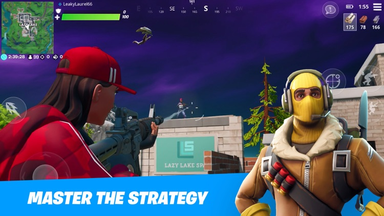 Fortnite screenshot-1
