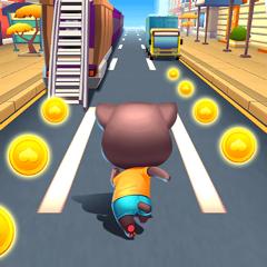 Cat Runner - Online Rush