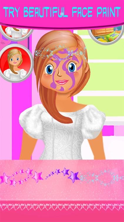 Face Paint Party Makeup
