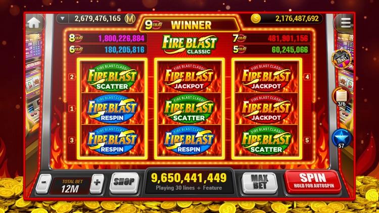 HighRoller Vegas: Casino Slots screenshot-6