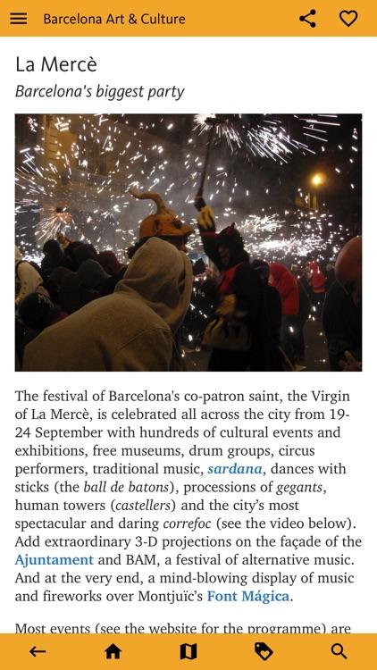 Barcelona Art & Culture screenshot-6