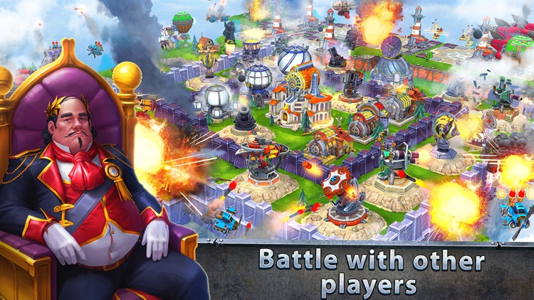 Sky Clash: Lords of Clans 3D screenshot-1