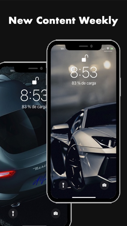 Car HD Wallpapers Collection screenshot-4