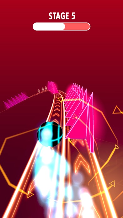 Neon Speed Rush screenshot 4