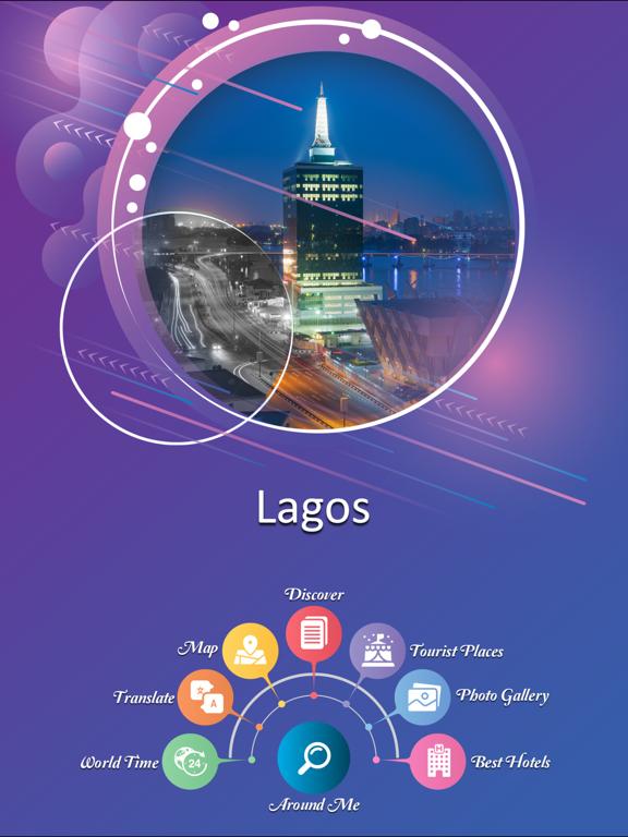 Lagos City Guide screenshot 7