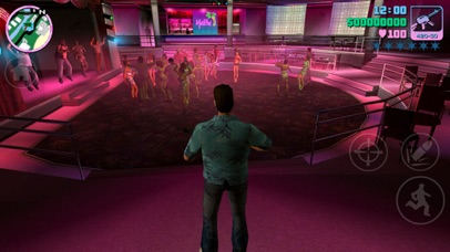 Screenshot for Grand Theft Auto: Vice City in Portugal App Store