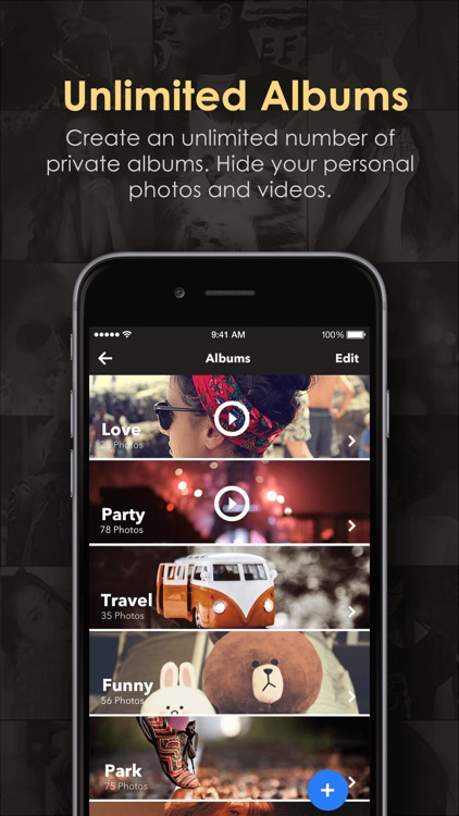 Photo Vault Pro - Hide Videos screenshot-3