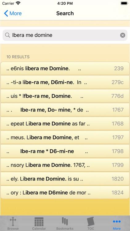 Liber Pro screenshot-9