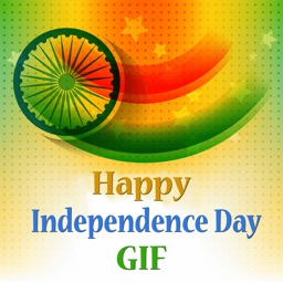 15 August Independence Day GIF