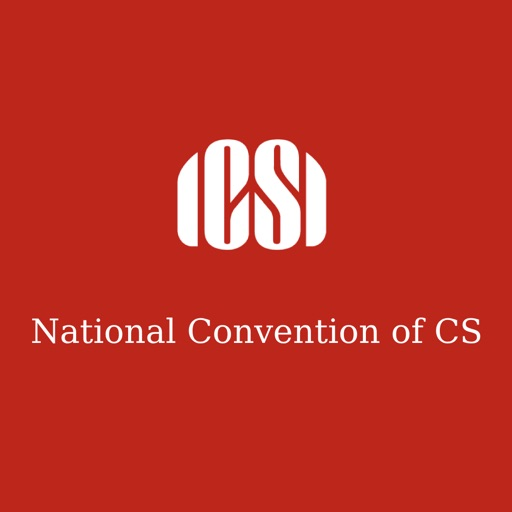 ICSI National Convention free software for iPhone and iPad