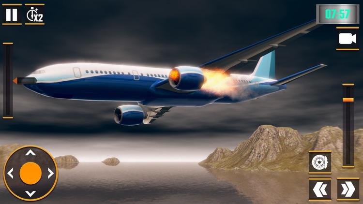 Flight Pilot Plane Simulator screenshot-3