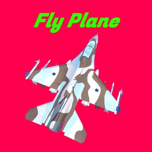 Fly Plane race