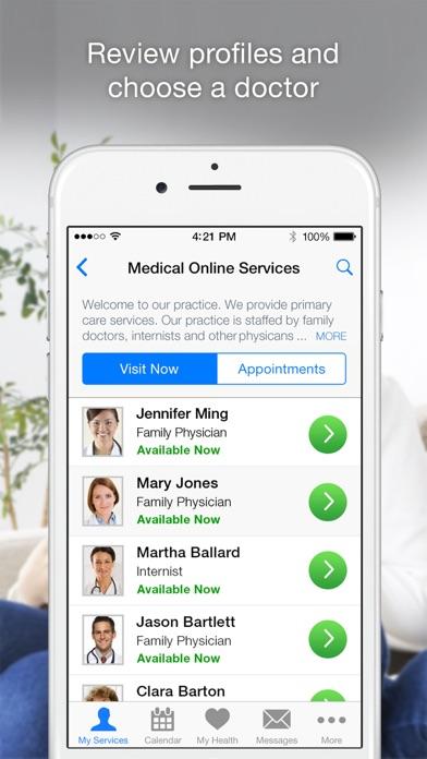 HMSA: 24/7 Online Doctor VisitScreenshot of 2