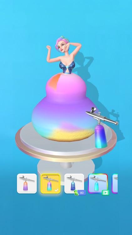 蛋糕小姐姐 (Icing on the Dress) screenshot-4