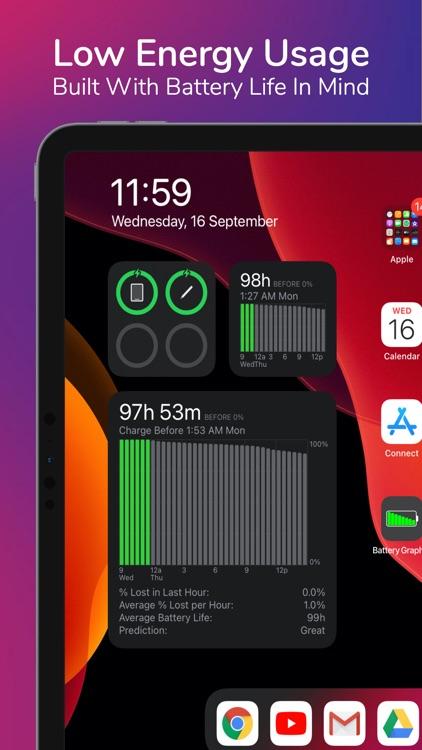 Battery Grapher screenshot-5