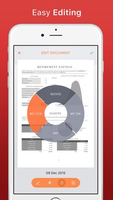 Scanner - Scan to PDF Screenshot