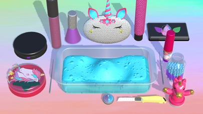 Makeup Slime Game! Relaxation for windows pc