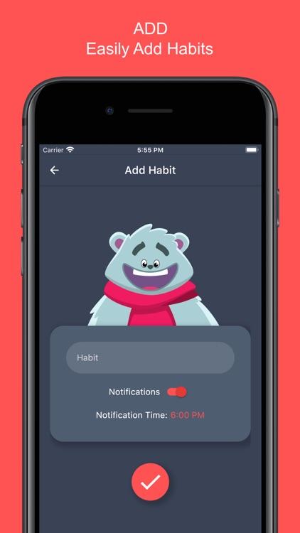 Habit Coach - Streak Builder screenshot-0