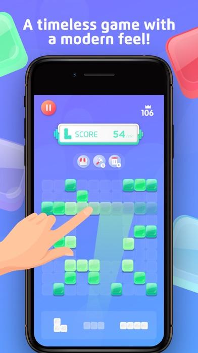 Bloxy Puzzles screenshot one