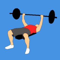 Gains: Workout Tracker Gym Log