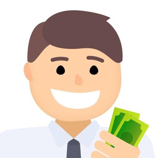 Goal Salary Tracker iOS App