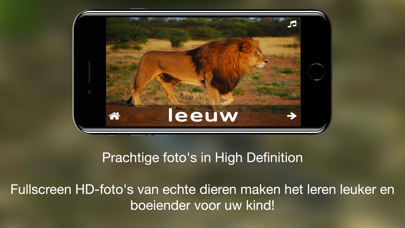 ABC Dutch Dieren screenshot #2
