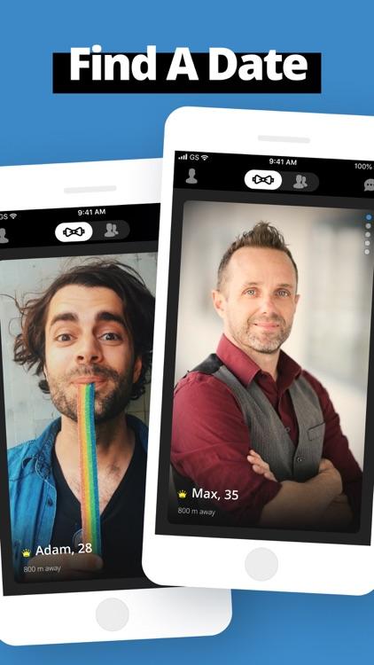 Partner: Gay Jack the Lad Chat screenshot-0