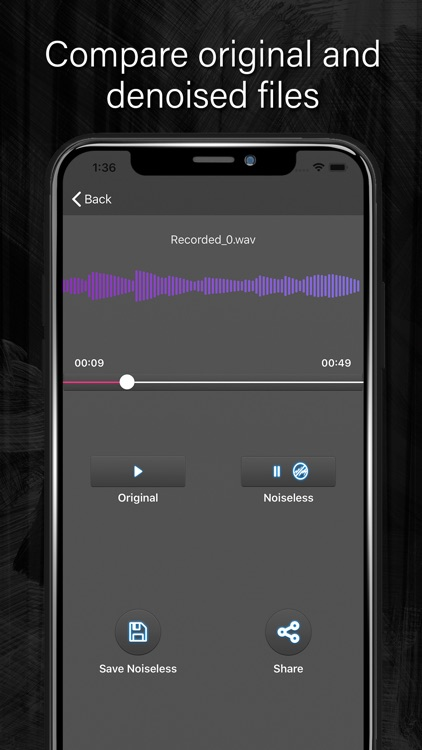 Audio, Voice Recorder & Editor screenshot-4